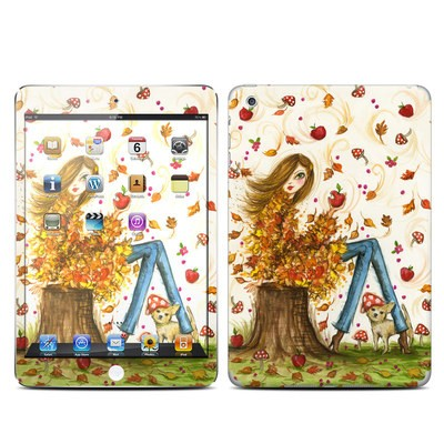Apple iPad Mini Skin - Crisp Autumn