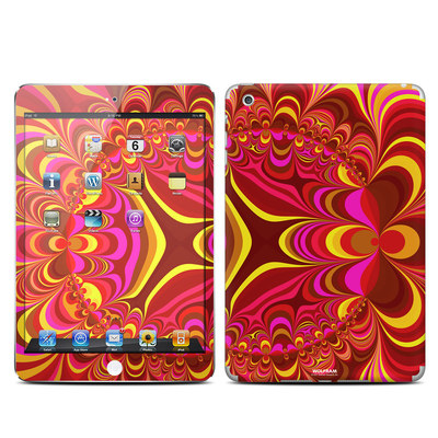 Apple iPad Mini Skin - Cyclotomic Contours