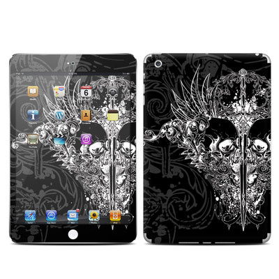 Apple iPad Mini Skin - Darkside