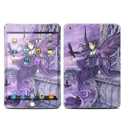 Apple iPad Mini Skin - Dark Wings