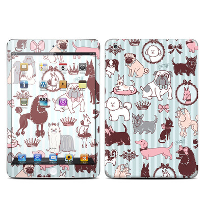 Apple iPad Mini Skin - Doggy Boudoir