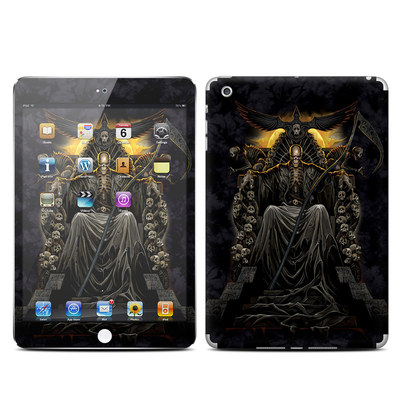 Apple iPad Mini Skin - Death Throne