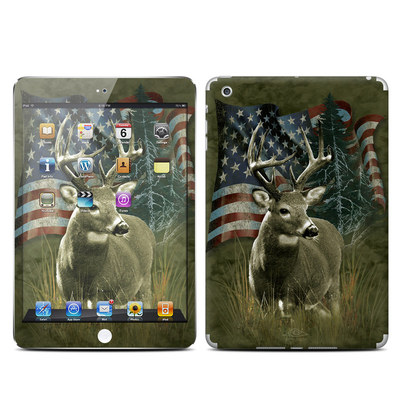Apple iPad Mini Skin - Deer Flag