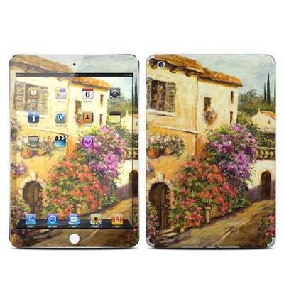 Apple iPad Mini Skin - Via Del Fiori