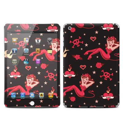 Apple iPad Mini Skin - Devilette