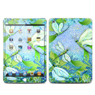 Apple iPad Mini Skin - Dragonfly Fantasy