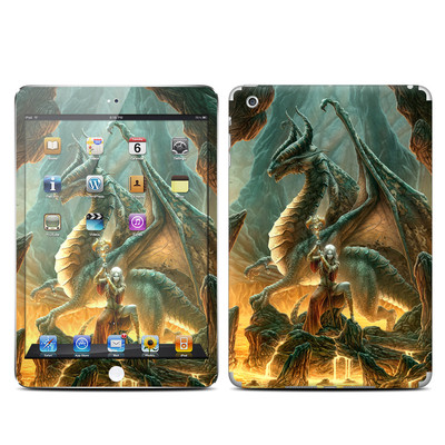Apple iPad Mini Skin - Dragon Mage