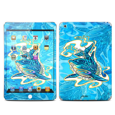 Apple iPad Mini Skin - Dolphin Daydream