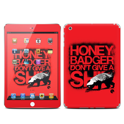 Apple iPad Mini Skin - Don't Give A