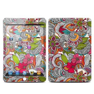 Apple iPad Mini Skin - Doodles Color