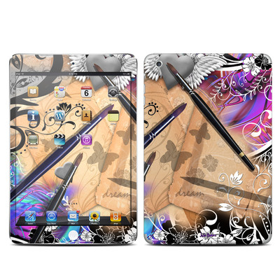 Apple iPad Mini Skin - Dream Flowers