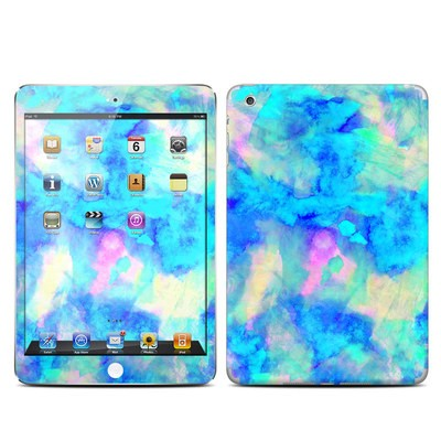 Apple iPad Mini Skin - Electrify Ice Blue