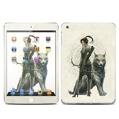 Apple iPad Mini Skin - Half Elf Girl