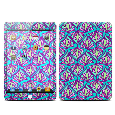 Apple iPad Mini Skin - Fly Away Teal
