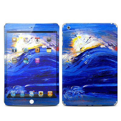 Apple iPad Mini Skin - Feeling Blue