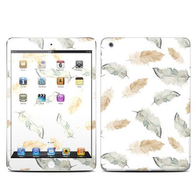 Apple iPad Mini Skin - Feathers