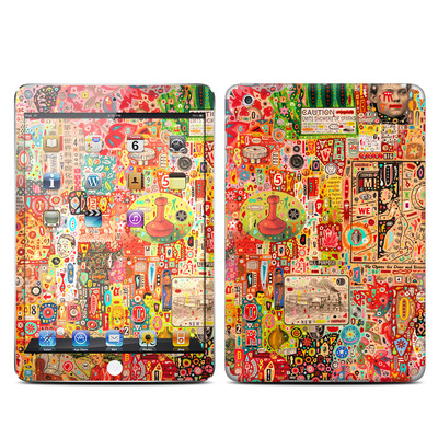 Apple iPad Mini Skin - Flotsam And Jetsam