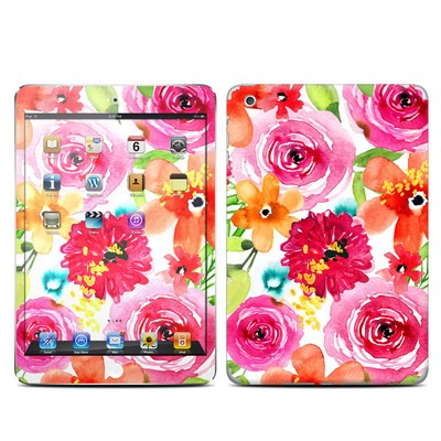 Apple iPad Mini Skin - Floral Pop