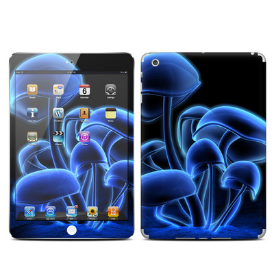 Apple iPad Mini Skin - Fluorescence Blue