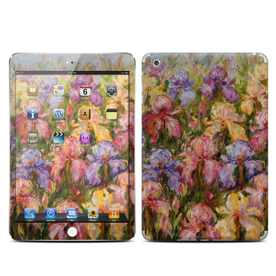 Apple iPad Mini Skin - Field Of Irises
