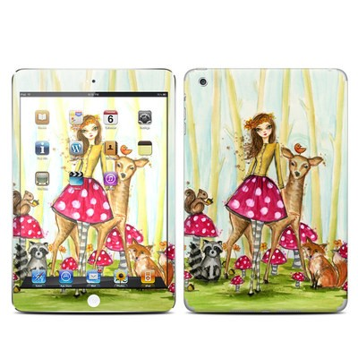 Apple iPad Mini Skin - Forest Friends