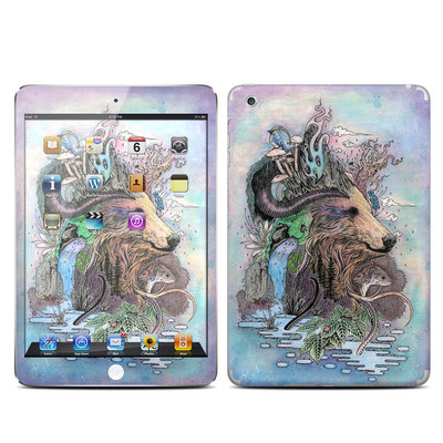 Apple iPad Mini Skin - Forest Warden