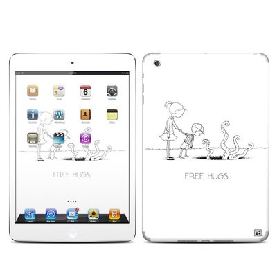 Apple iPad Mini Skin - Free Hugs
