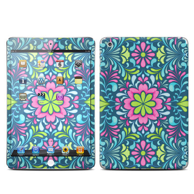 Apple iPad Mini Skin - Freesia