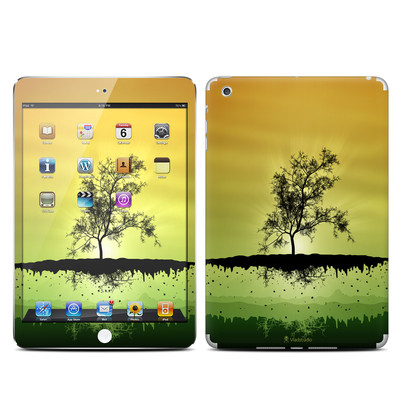Apple iPad Mini Skin - Flying Tree Amber