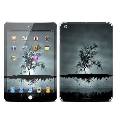 Apple iPad Mini Skin - Flying Tree Black