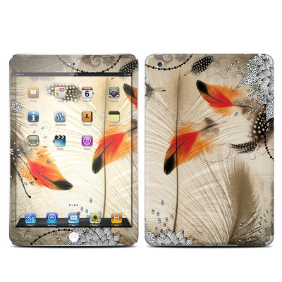 Apple iPad Mini Skin - Feather Dance