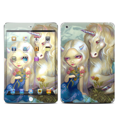 Apple iPad Mini Skin - Fiona Unicorn