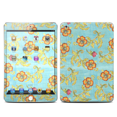 Apple iPad Mini Skin - Garden Jewel