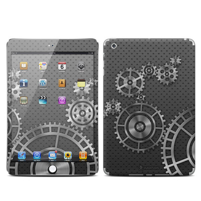Apple iPad Mini Skin - Gear Wheel