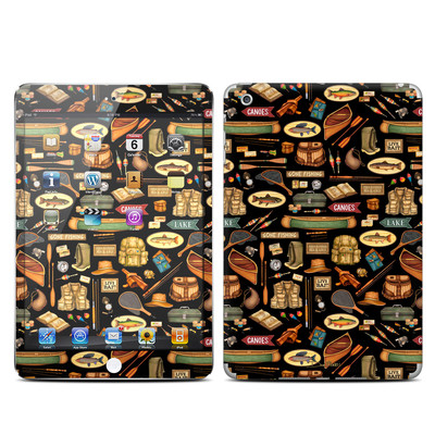 Apple iPad Mini Skin - Gone Fishing