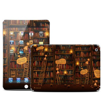 Apple iPad Mini Skin - Google Data Center