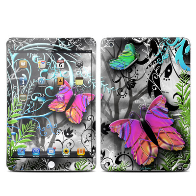 Apple iPad Mini Skin - Goth Forest