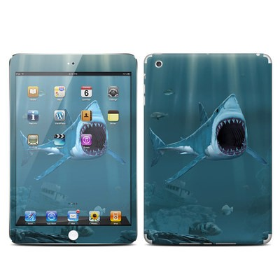 Apple iPad Mini Skin - Great White