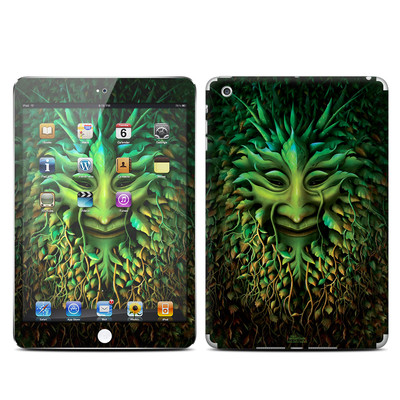 Apple iPad Mini Skin - Greenman