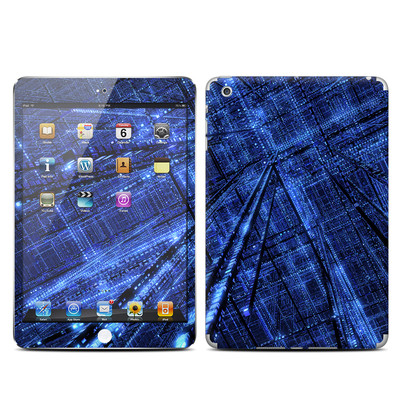 Apple iPad Mini Skin - Grid