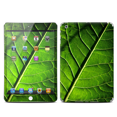 Apple iPad Mini Skin - Green Leaf