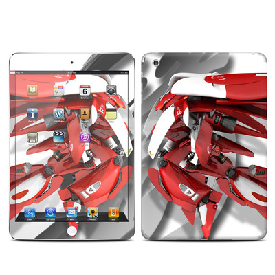 Apple iPad Mini Skin - Gundam Light