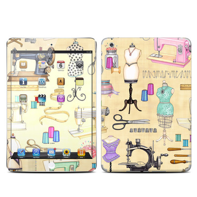 Apple iPad Mini Skin - Haberdashery
