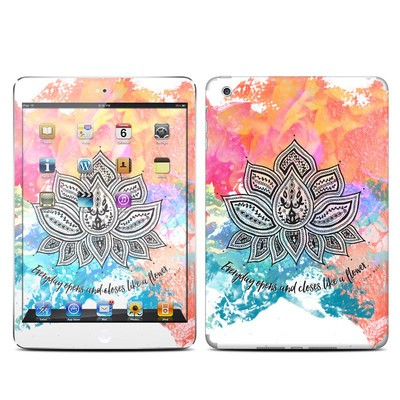 Apple iPad Mini Skin - Happy Lotus