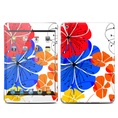 Apple iPad Mini Skin - Hibiscus Dance