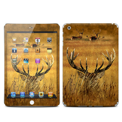 Apple iPad Mini Skin - Hiding Buck