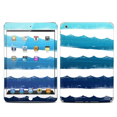 Apple iPad Mini Skin - Horizon Lines