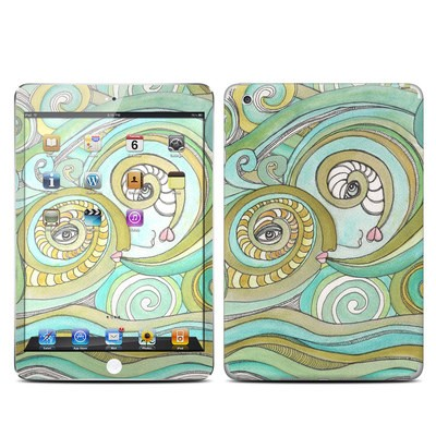 Apple iPad Mini Skin - Honeydew Ocean