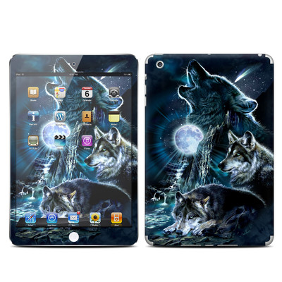 Apple iPad Mini Skin - Howling