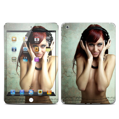 Apple iPad Mini Skin - Headphones